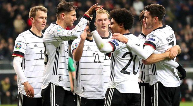 Хет-трик Гнабри и дубль Горецки в видеообзоре матча Германия – Северная Ирландия – 6:1