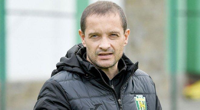 Санжар обвинил сборную Люксембурга в плохой физической форме лидера Карпат