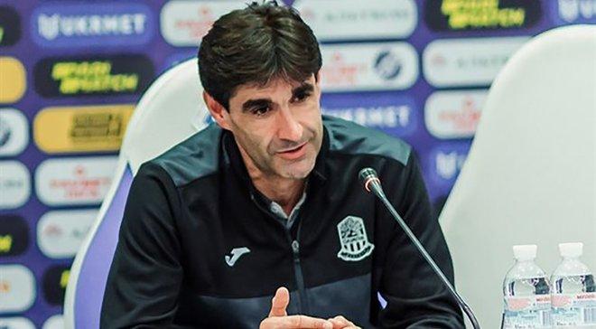 Висенте Гомес назвал украинский клуб с лучшей философией игры – это не Шахтер