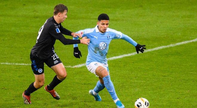 Мальме уступил Оденсе в спарринге накануне матча Лиги Европы против Динамо