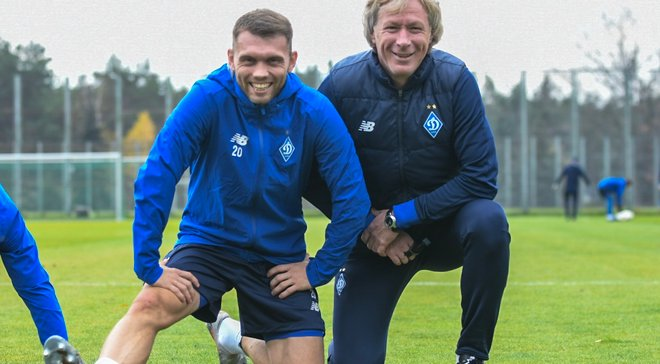 Караваев признался, как тренировки Михайличенко изменили игру Динамо