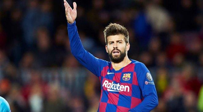 Пике: Барселона станет моим последним клубом
