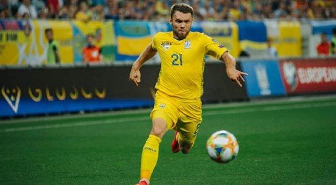 Караваев назвал лучшего игрока сборной Украины в отборе к Евро-2020