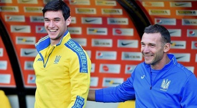 Яремчук назвал сильнейшего в сборной Украины