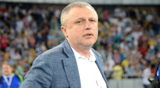Суркис назвал свой идеал современного Динамо
