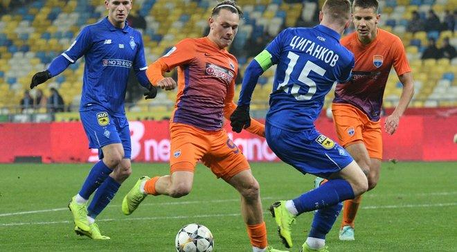 Динамо – Мариуполь: онлайн-трансляция матча УПЛ