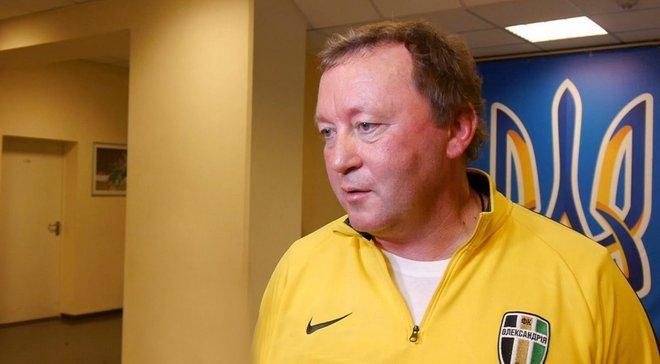 Шаран: Если Бойко будет обслуживать матчи Александрии, то мы еще не раз увидим неприязнь к команде и ко мне лично