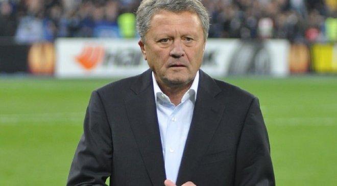 Маркевич спрогнозировал прогресс сборной Украины на Евро-2020