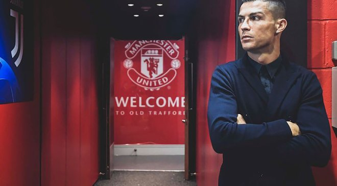 Ювентус должен заплатить Манчестер Юнайтед солидную сумму за трансфер Роналду