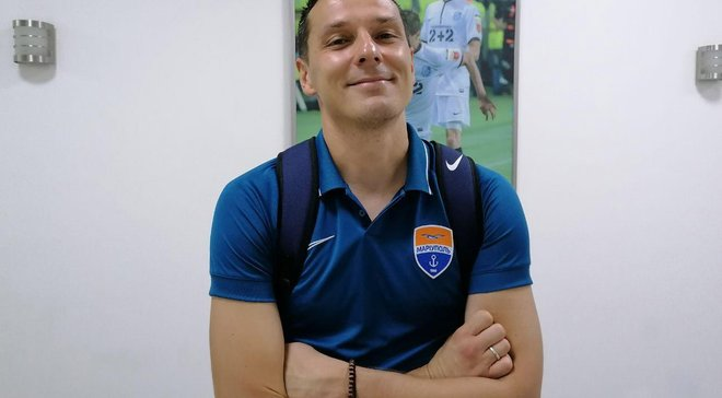 Худжамов озвучил планы Мариуполя на сезон