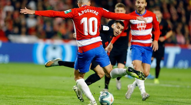 Атлетико упустил победу над Гранадой, Бетис в добавленное время одолел Валенсию: 14-й тур Ла Лиги, суббота