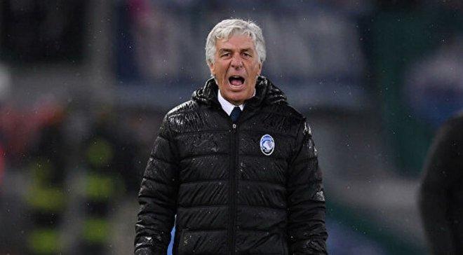 Гасперини доволен игрой Аталанты против Ювентуса, несмотря на поражение