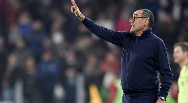 Сарри прокомментировал волевую победу Ювентуса над Аталантой – тренер оценил состояние Роналду