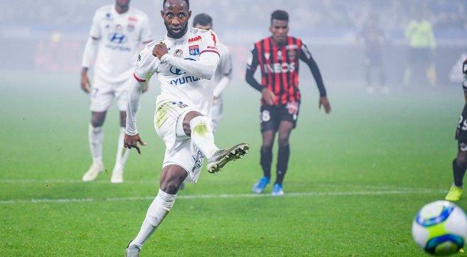 Ліга 1: Ліон у матчі з двома вилученнями переграв Ніццу, Анже здолав Нім та піднявся на другу сходинку