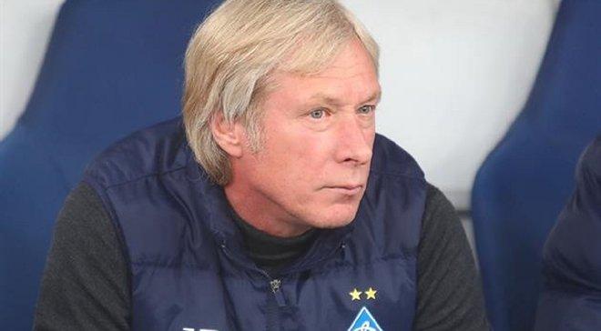 Михайличенко розповів, що його не влаштувало у грі Динамо проти Маріуполя