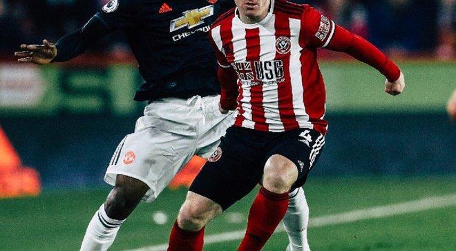 Подвійний камбек з драматичною розв'язкою у відеоогляді матчу Шеффілд Юнайтед – Манчестер Юнайтед – 3:3