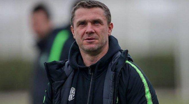 Ребров рассказал, чего не хватает украинским тренерам для работы в Европе