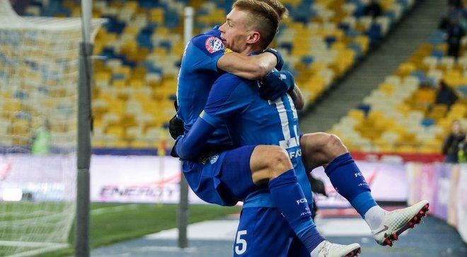 Головні новини футболу 24 листопада: Динамо повернуло собі другу сходинку, Мілевський став чемпіоном Білорусі