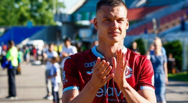 Хобленко натякнув на повернення в УПЛ – форвард Динамо Брест назвав клуб, який зацікавлений у його послугах