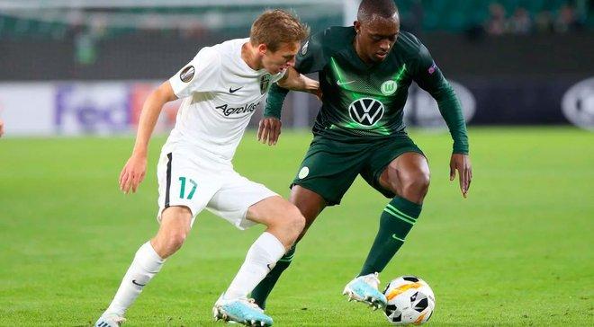 Олександрія – Вольфсбург: анонс на матч Ліги Європи