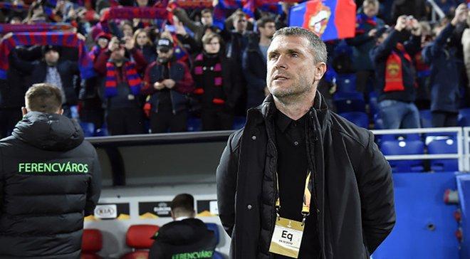 Ребров готов рассмотреть предложение Динамо