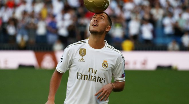 "Азар назвав команду, представник якої мав би отримати ""Золотий м'яч""-2019"
