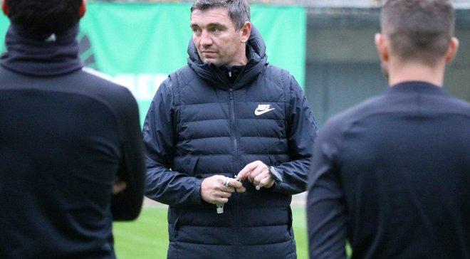 Костышин – лучший тренер 15-го тура УПЛ