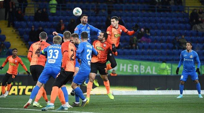 Леоненко назвал игроков Шахтера, виновных в пропущенном голе в матче со Львовом