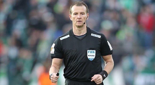 Мальме – Динамо: УЕФА назначил чешскую бригаду арбитров на матч Лиги Европы