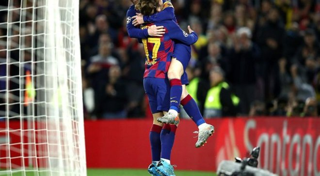 Барселона – Боруссия Д – 3:1 – видео голов и обзор матча