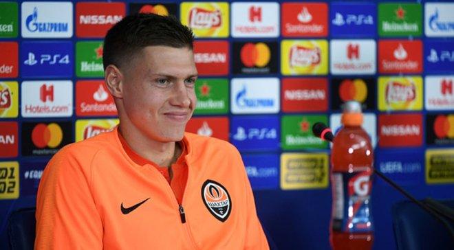 Матвиенко надеется прервать провальную серию Шахтера в матчах против Манчестер Сити