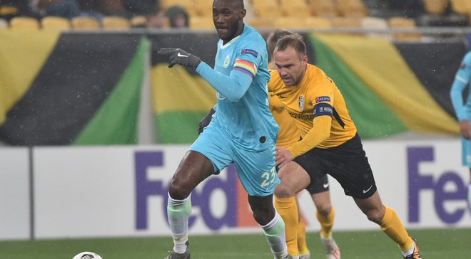 Александрия – Вольфсбург – 0:1 – видео гола и обзор матча