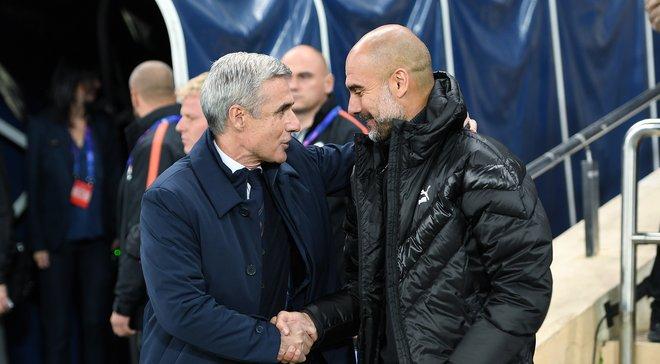 Манчестер Сити – Шахтер: онлайн-трансляция матча Лиги чемпионов – как это было