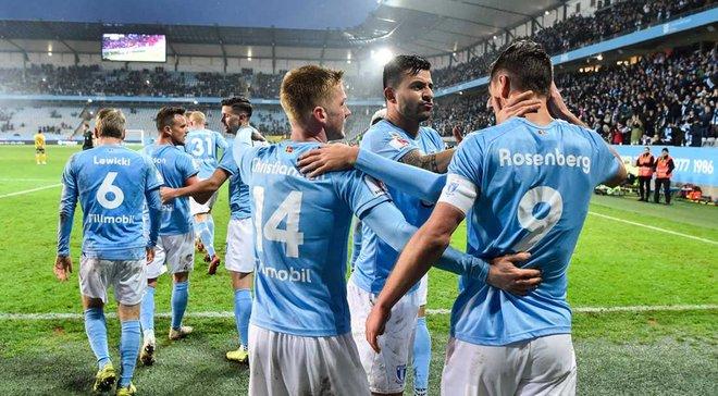 Мальме – Динамо: шведи мають кадрові проблеми перед матчем Ліги Європи