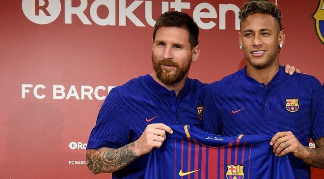 Месси после позора на Энфилде уговаривал Неймара вернуться, обещая покинуть Барселону