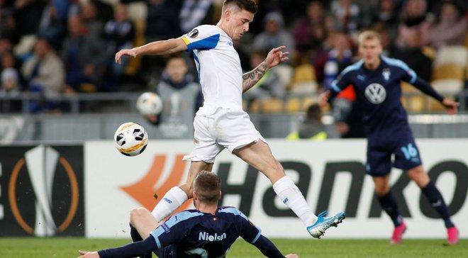 Мальме – Динамо: де дивитись матч Ліги Європи