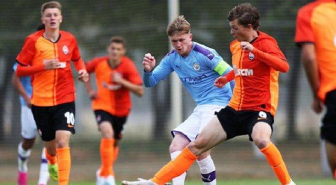 Шахтар U-19 втратив шанси на вихід у плей-офф Юнацької ліги УЄФА