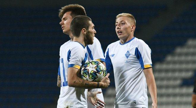 Динамо U-19 вырвало ничью у ПАОКа U-19 на выезде и вышло в плей-офф Юношеской лиги УЕФА