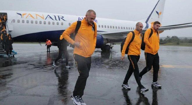 Александрия не смогла вылететь во Львов на матч против Вольфсбурга