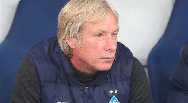 Михайличенко будет очень осторожным в выборе новых игроков для Динамо – Цыганык