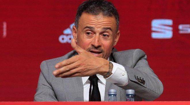 """""""Я не хочу бачити таку людину у своєму штабі"""", –  Енріке різко висловився про відхід Морено зі збірної Іспанії"""