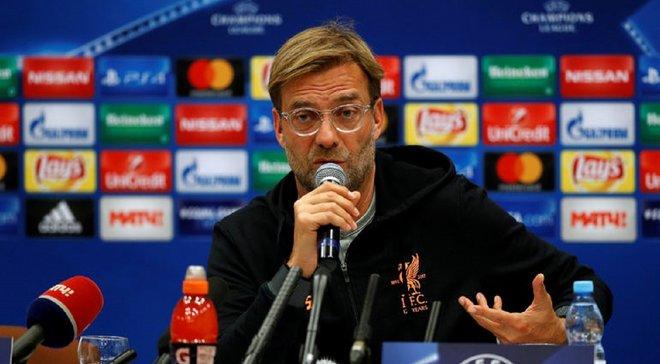 Клопп рассказал, что ему не понравилось в игре Ливерпуля против Наполи