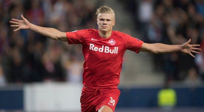 Холанд – первый тинейджер, который отличился в пяти матчах Лиги чемпионов подряд