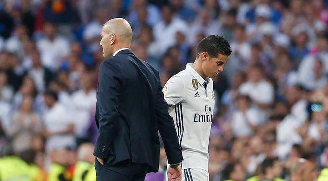 Арсенал хоче підписати Хамеса – Реал вимагає більшу суму
