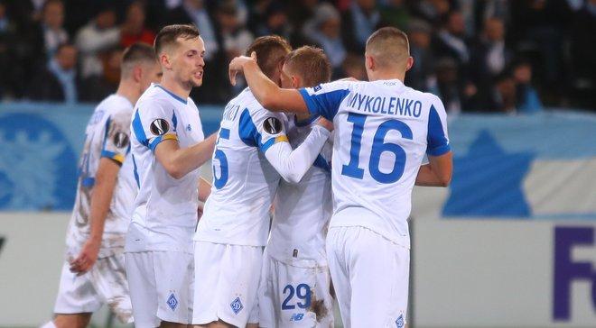 Мальме – Динамо: Цыганков забил рекордный выездной гол для украинских клубов в Лиге Европы