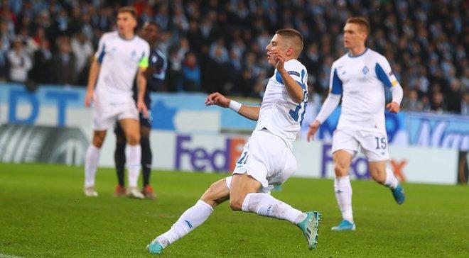 Миколенко признался, что допустил индивидуальную ошибку во время решающего гола Мальме