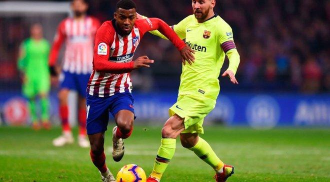 Атлетіко – Барселона: онлайн-трансляція матчу Ла Ліги