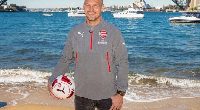 Юнгберг: Зроблю все, щоб повернути посмішки на обличчя уболівальників Арсенала
