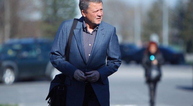 Маркевич: Хотілося б, щоб СК Дніпро-1 зразу потрапив у єврокубки, але так не буває