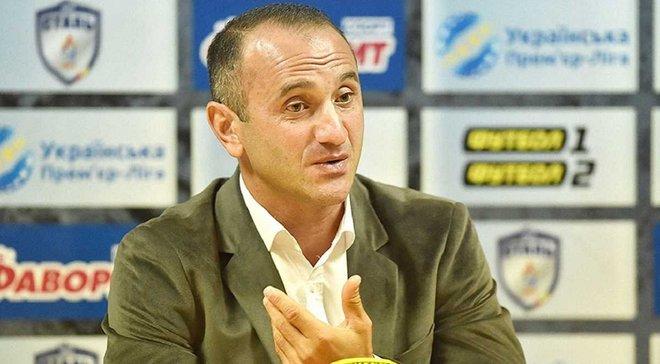 Мелікян назвав фаворита у матчі проти СК Дніпро-1